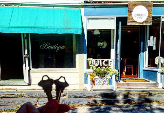 Surprising Garden Cafe Woodstock Grows On The Village Green  Catskill Eats With Heavenly Lea Haasfridrich Got The Keys To The Adjacent Storefront On Oct  With Adorable Palmers Garden Centre Greville Road Also Modern Front Garden Ideas In Addition Wooden Edging For Gardens And Garden Shingle Bag As Well As Cheltenham Garden Machinery Additionally Exotic Garden Plants From Catskilleatscom With   Heavenly Garden Cafe Woodstock Grows On The Village Green  Catskill Eats With Adorable Lea Haasfridrich Got The Keys To The Adjacent Storefront On Oct  And Surprising Palmers Garden Centre Greville Road Also Modern Front Garden Ideas In Addition Wooden Edging For Gardens From Catskilleatscom